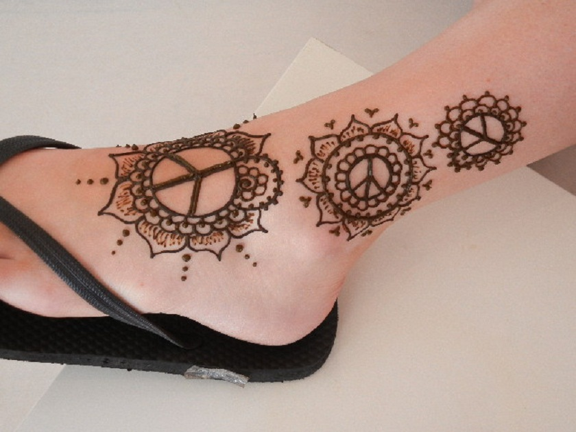 temporary tattoos colorful creations. Black Bedroom Furniture Sets. Home Design Ideas