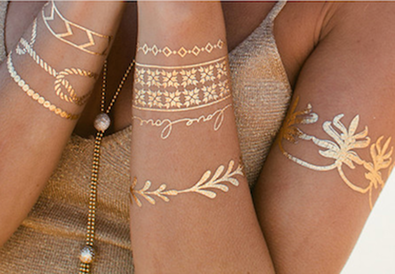 Temporary tattoos colorful creations for Custom temporary tattoos that look real
